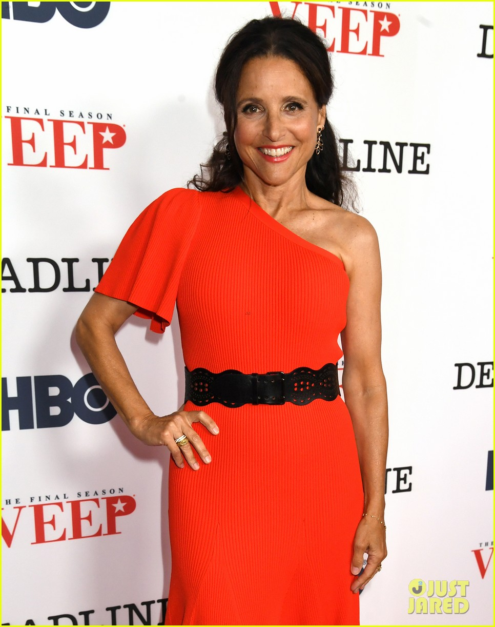 julia louis dreyfus opens up about veep being her lifesaver during cancer battle 054338120
