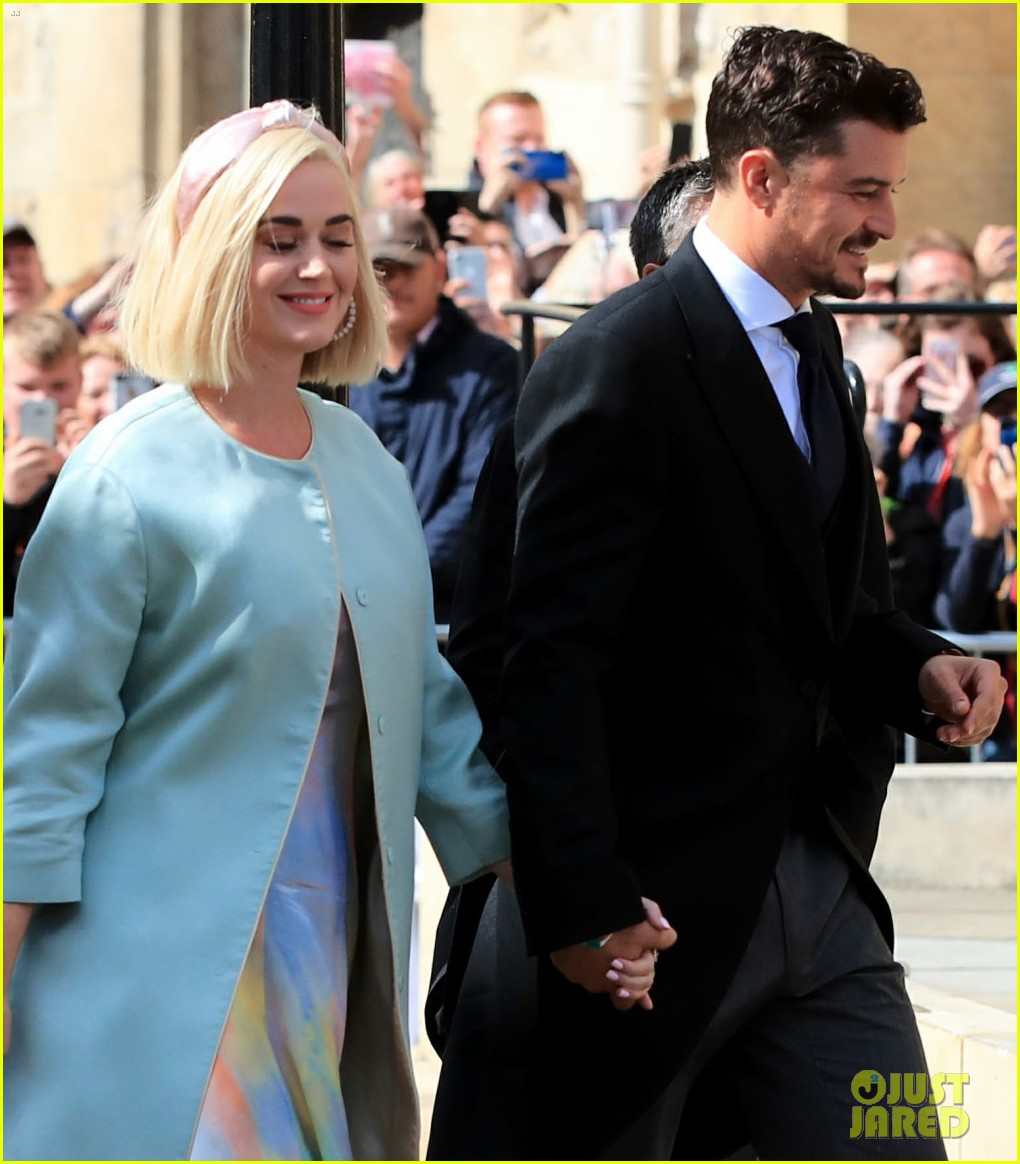 See All Of Ellie Goulding S Wedding Guests Arrive At The