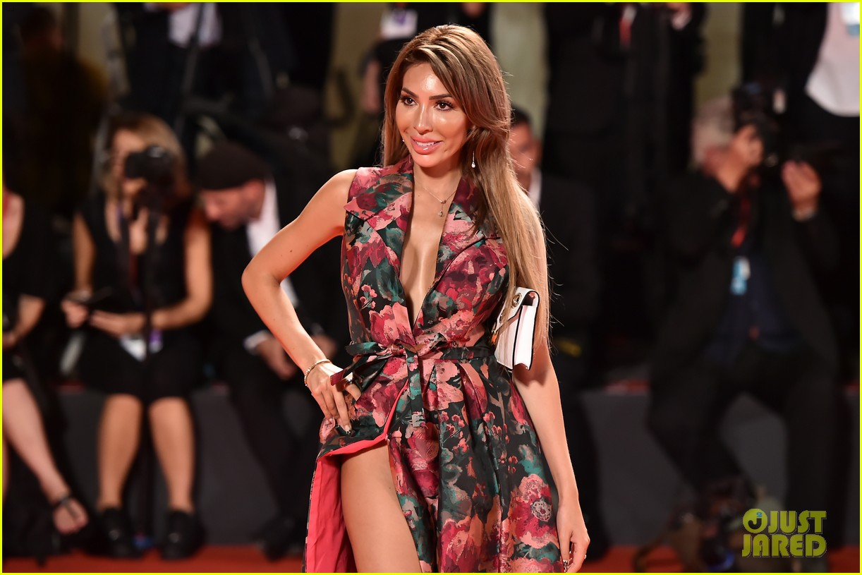 Teen Mom S Farrah Abraham Makes Venice Film Festival Debut