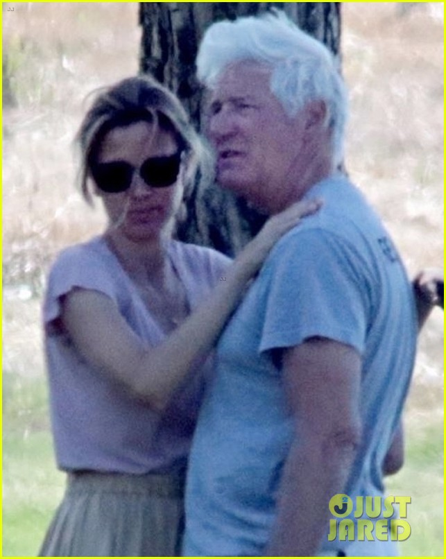 richard gere wife alejandra silva pack on the pda vacation italy 044337093