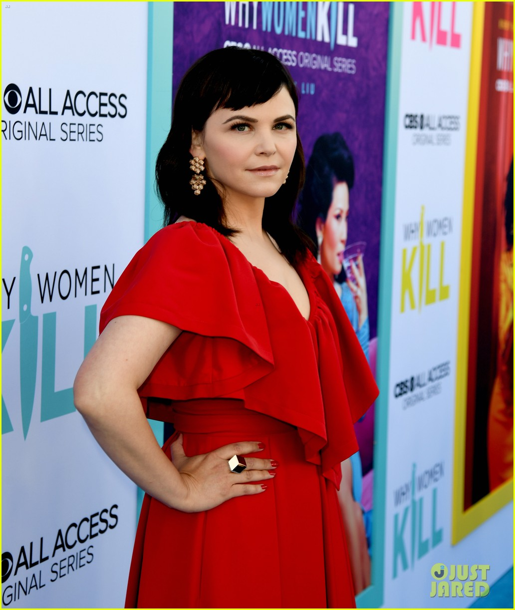 Ginnifer Goodwin, Lucy Liu & 'Why Women Kill'' Cast