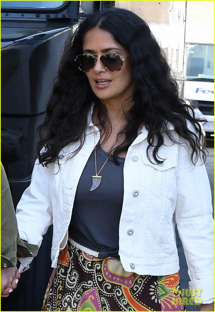 salma hayek francois henri pinault go shopping in beverly hills 024330862