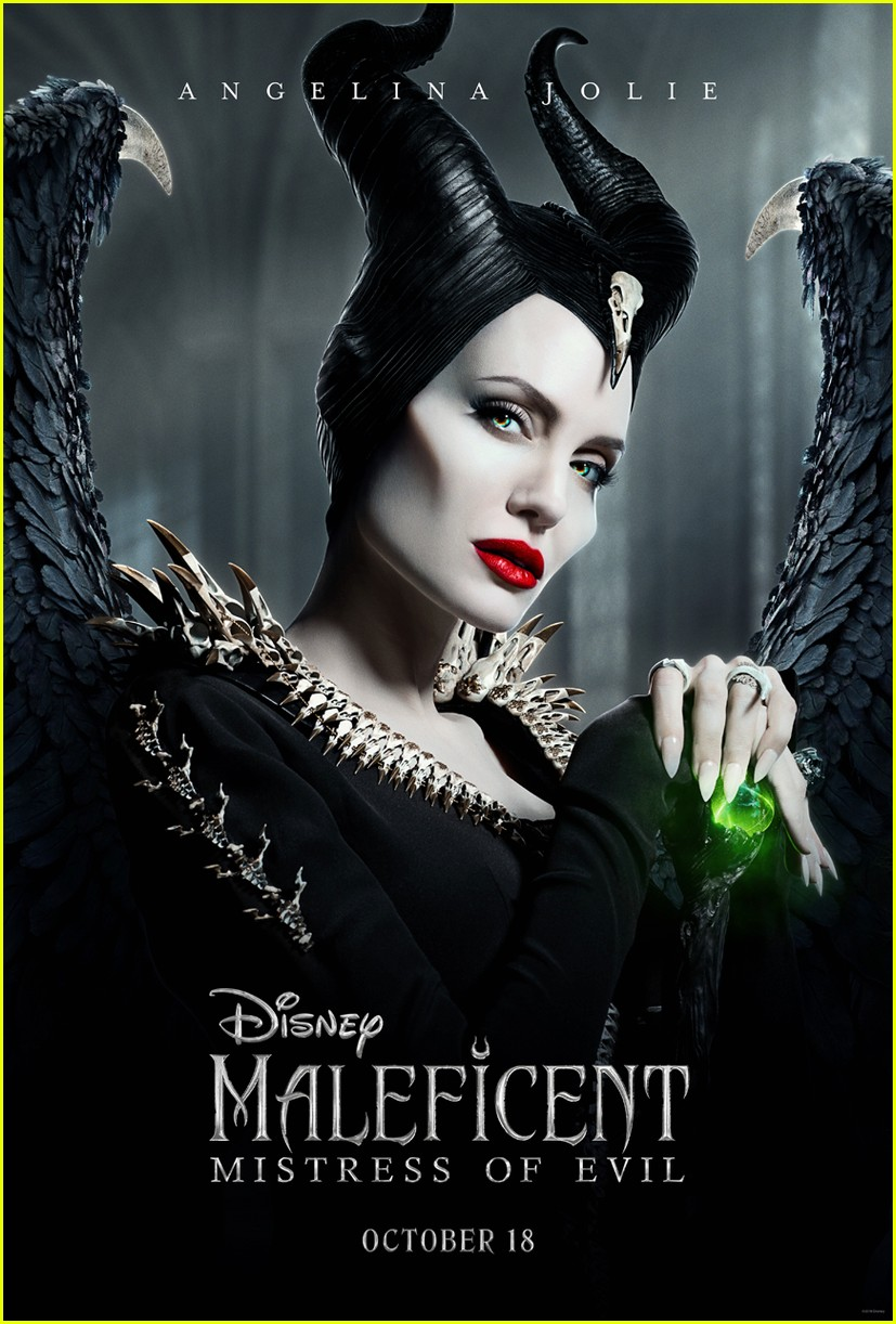 Angelina Jolie's 'Maleficent' Sequel Gets a New Poster ...
