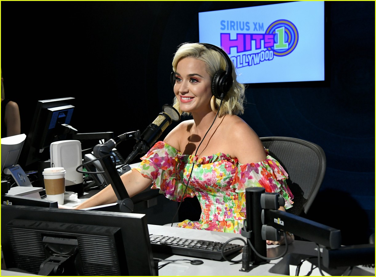 katy perry siriusxm august 2019 024333133