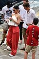 kylie jenner travis scott shopping in italy 05