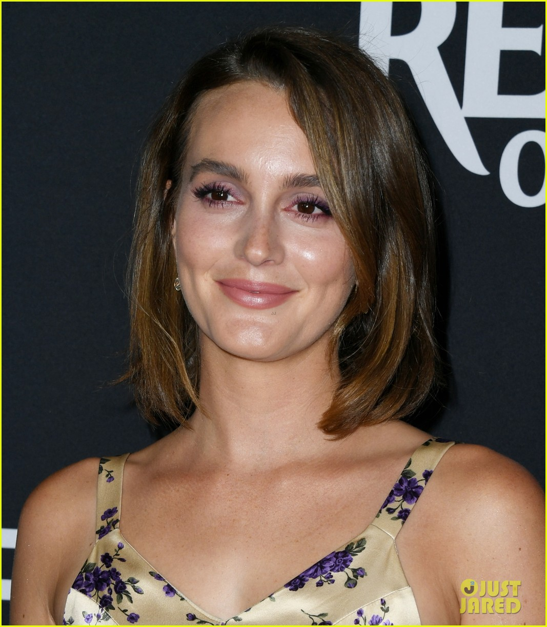 leighton meester supports adam brody at ready or not premiere 144337475