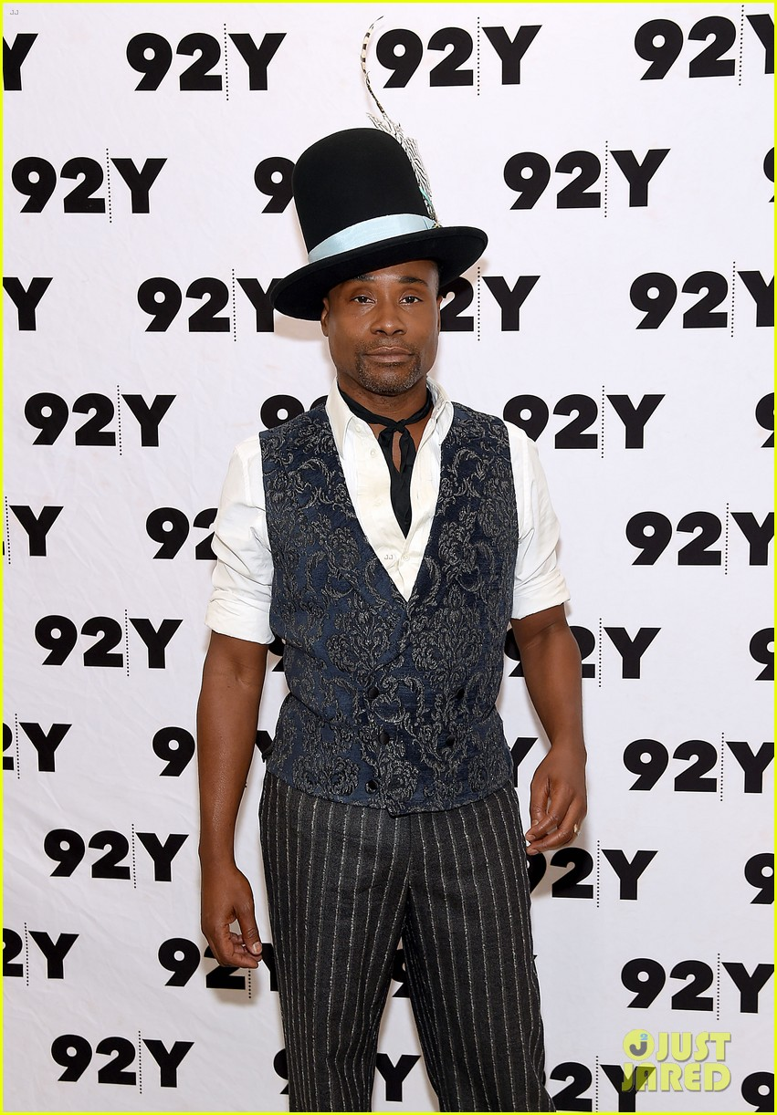 billy porter reveals why he cant watch his pose love scene 014335609