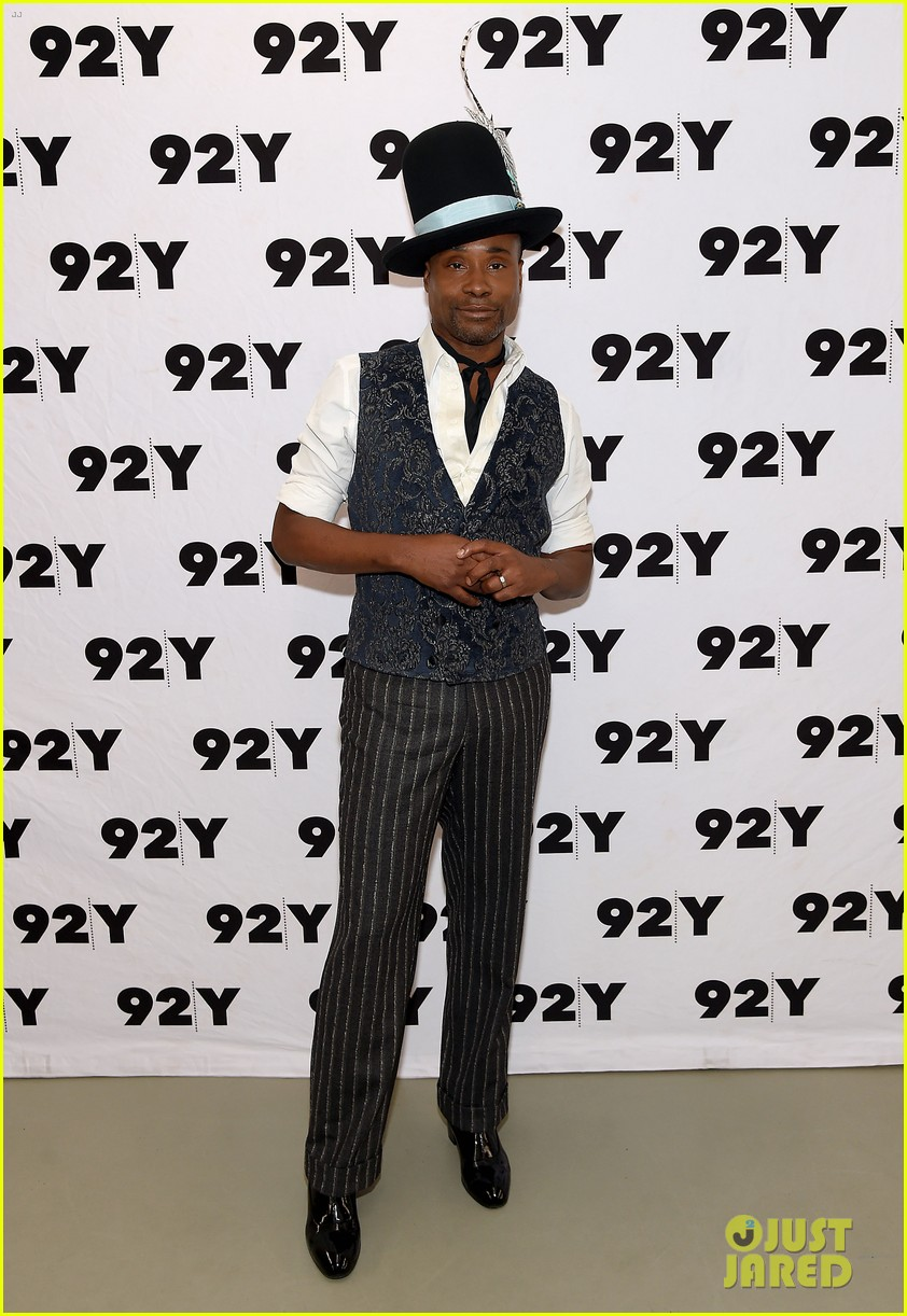 billy porter reveals why he cant watch his pose love scene 024335610