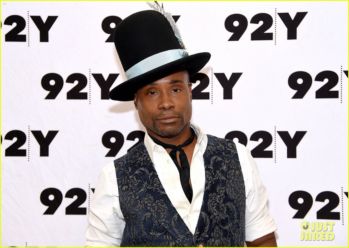 billy porter reveals why he cant watch his pose love scene 034335611
