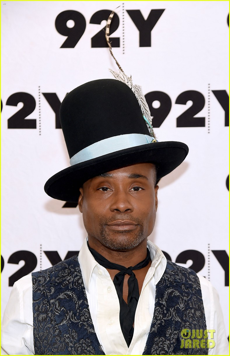 billy porter reveals why he cant watch his pose love scene 054335613