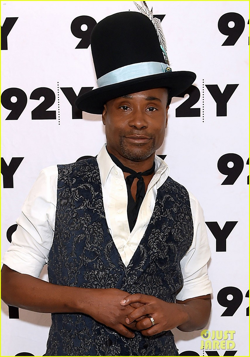 billy porter reveals why he cant watch his pose love scene 064335614