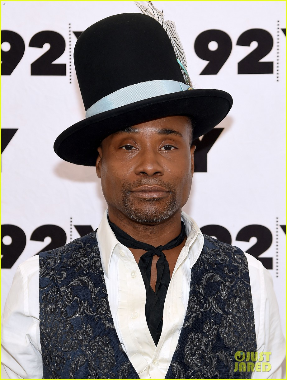 billy porter reveals why he cant watch his pose love scene 074335615