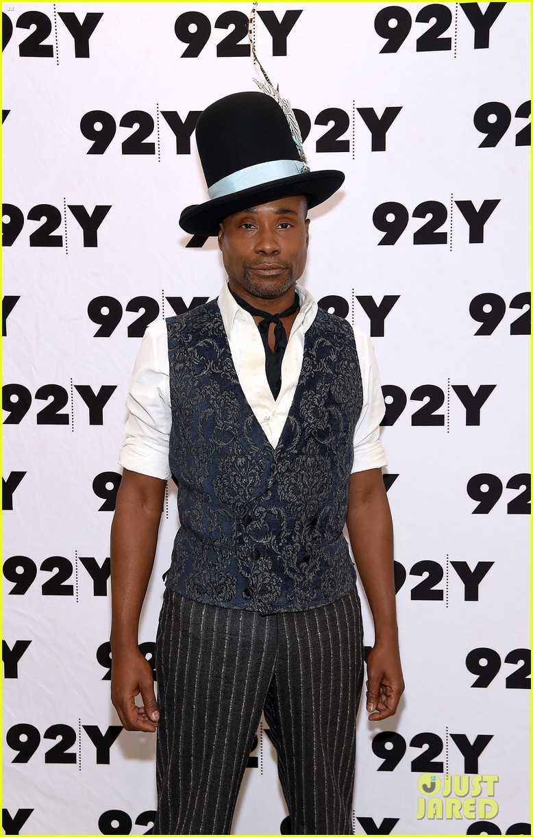 billy porter reveals why he cant watch his pose love scene 094335617