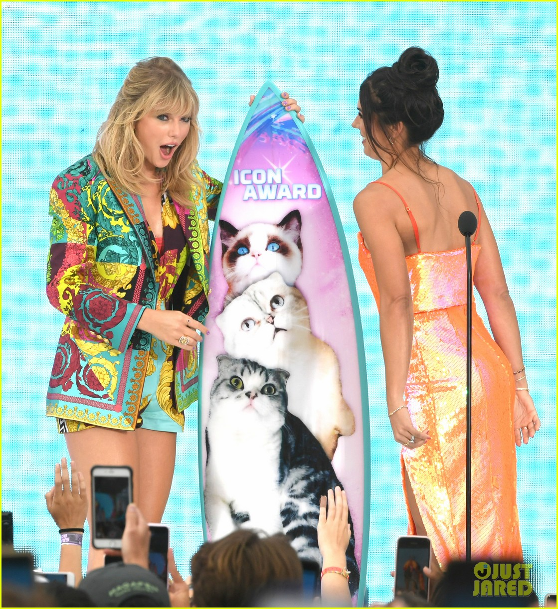 taylor swift speech teen choice 2019 034334371