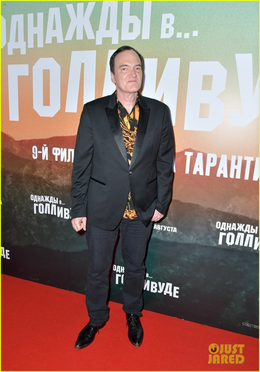 quentin tarantino presents once upon a time in hollywood in moscow 014332284
