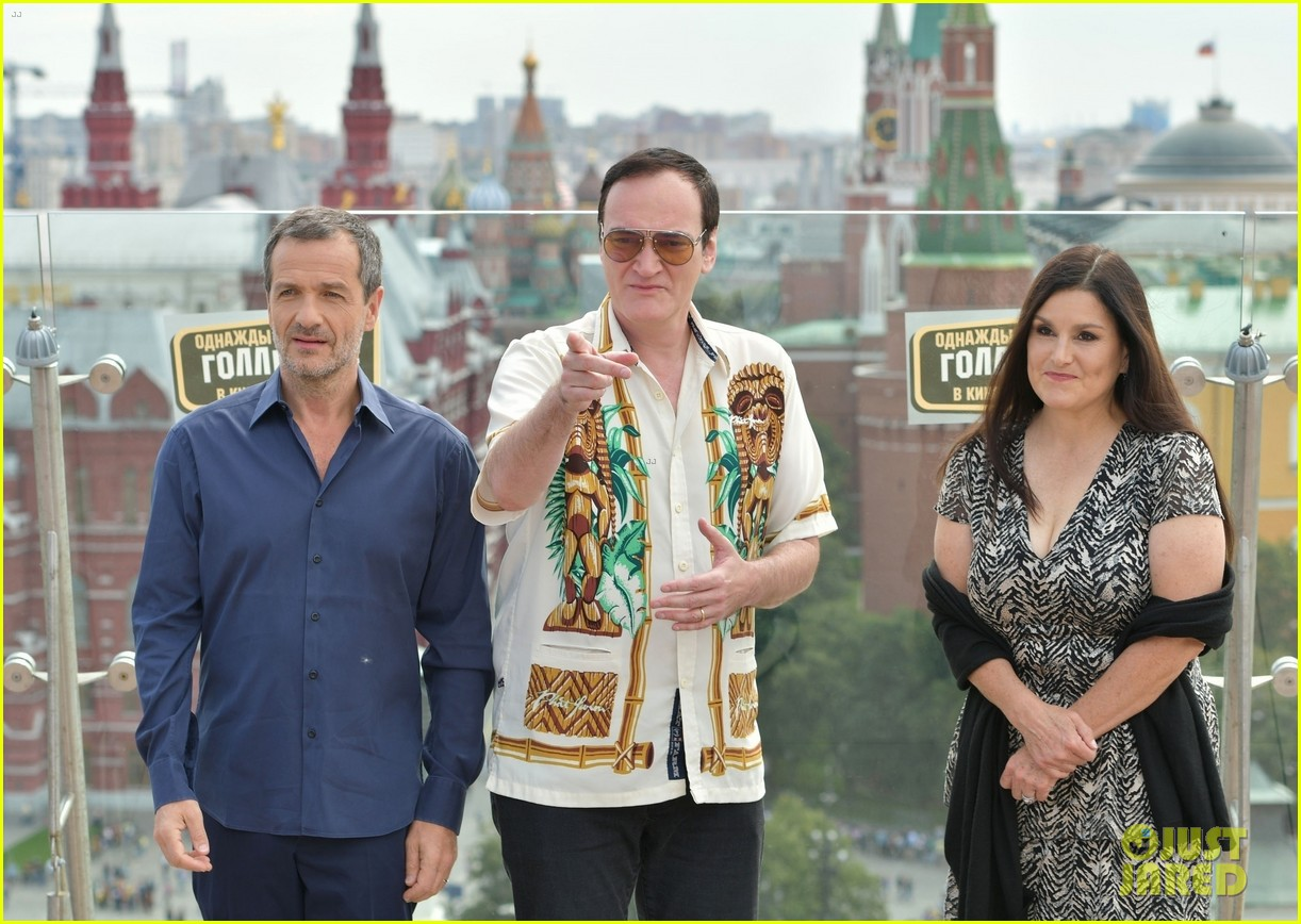 quentin tarantino presents once upon a time in hollywood in moscow 054332288