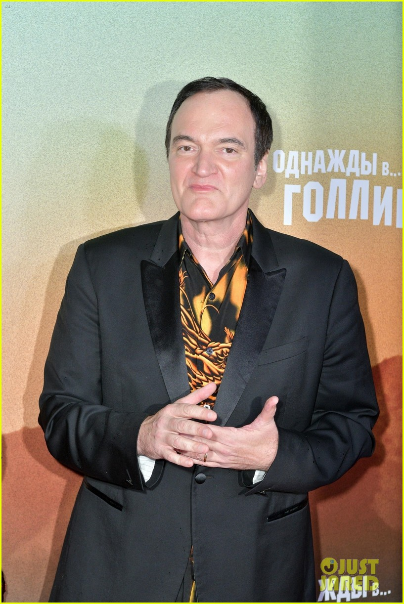 quentin tarantino presents once upon a time in hollywood in moscow 064332289