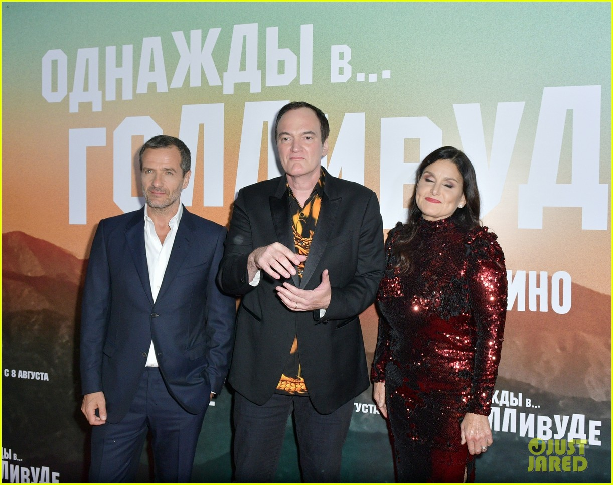 quentin tarantino presents once upon a time in hollywood in moscow 074332290