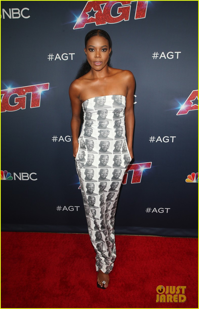 Gabrielle Union Julianne Hough Step Out For America S Got