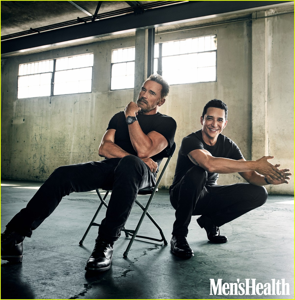 arnold schwarzenegger mens health september 2019 034350085