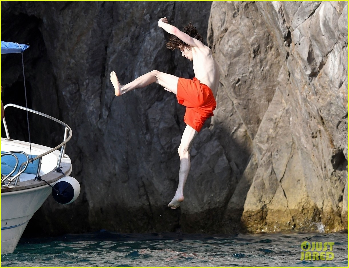 Timothee Chalamet Lily Rose Depp Flaunt Pda Share Steamy Kiss In Capri Photo 4349218 Bikini Lily Rose Depp Shirtless Timothee Chalamet Pictures Just Jared