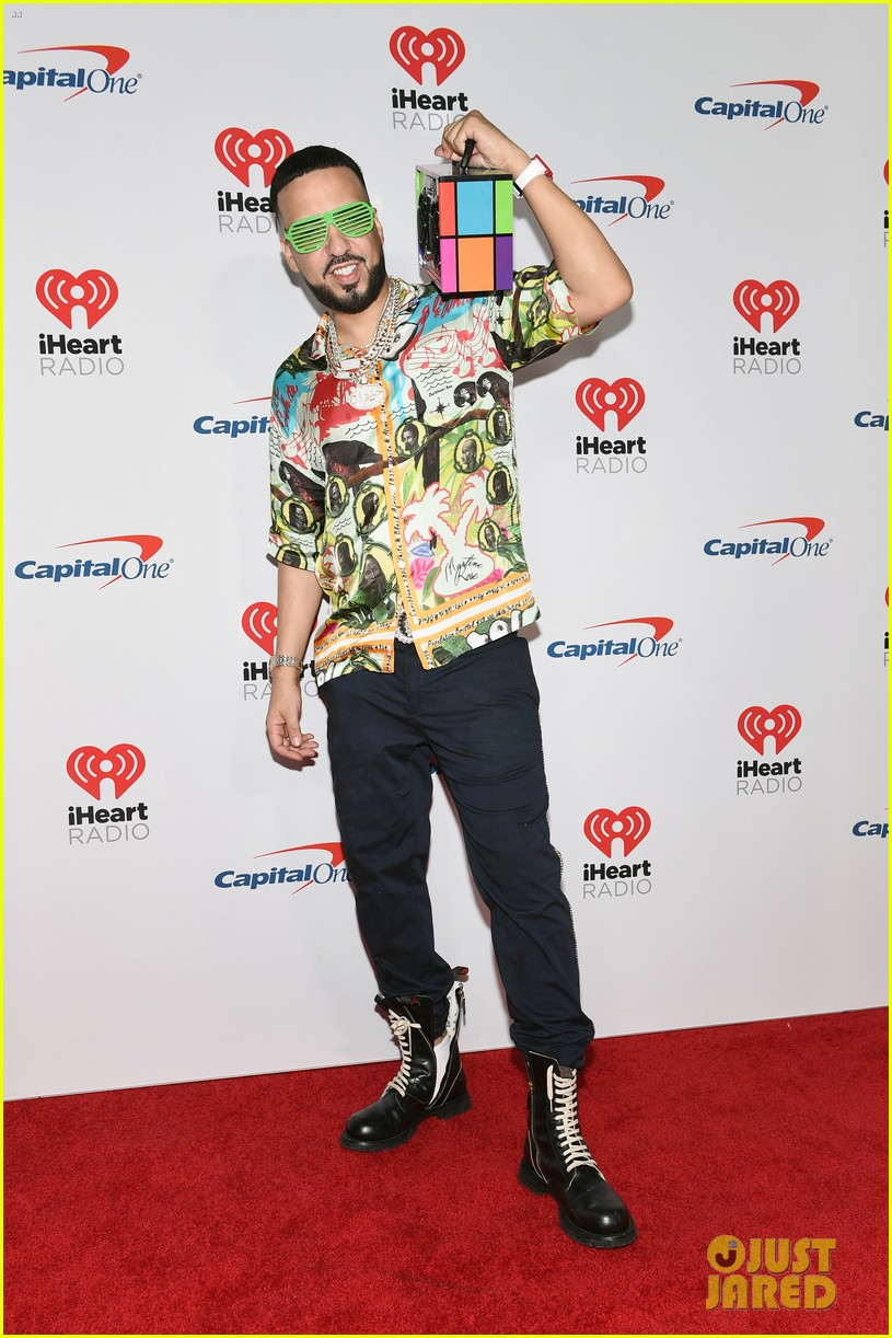 christina aguilera steps out for iheartradio festival 224356456