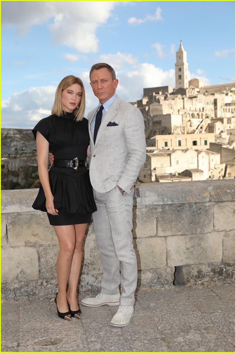 Daniel Craig & Lea...