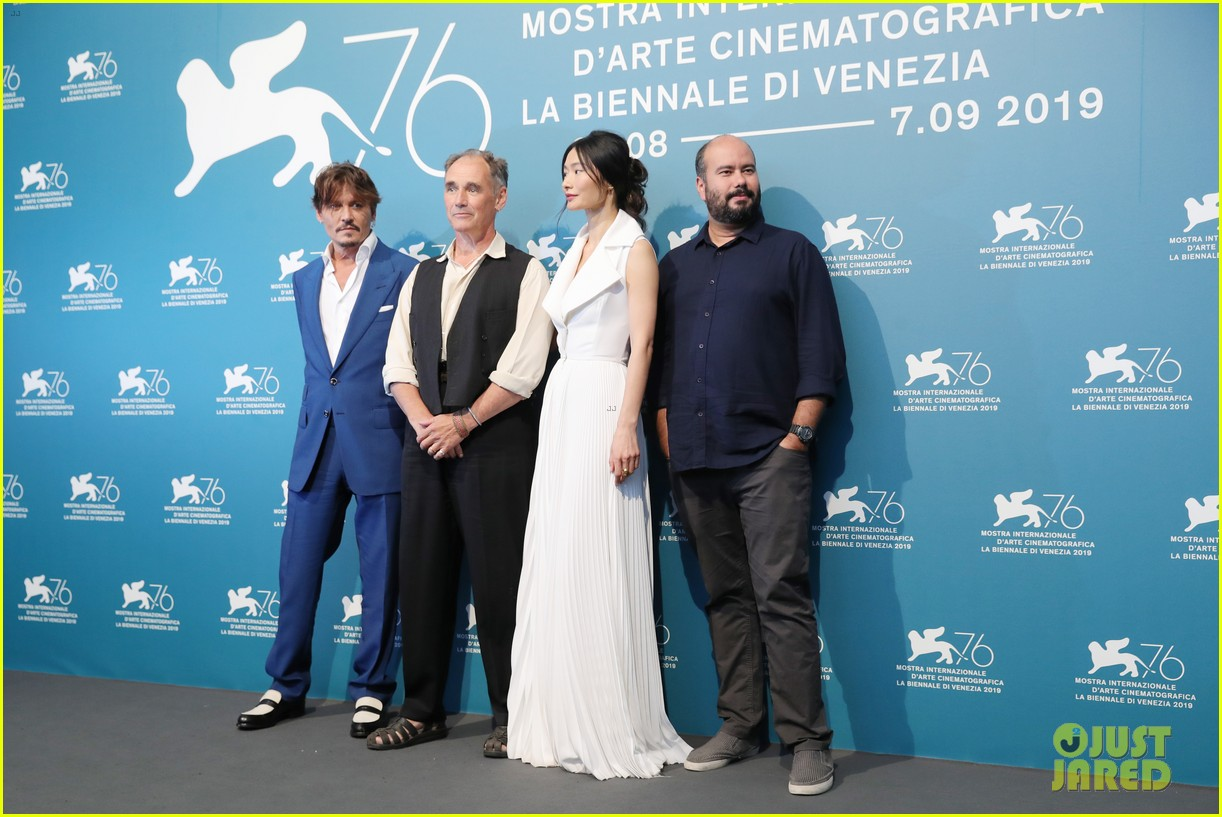 johnny depp steps out for waiting for the barbarians venice film festival call 024346034
