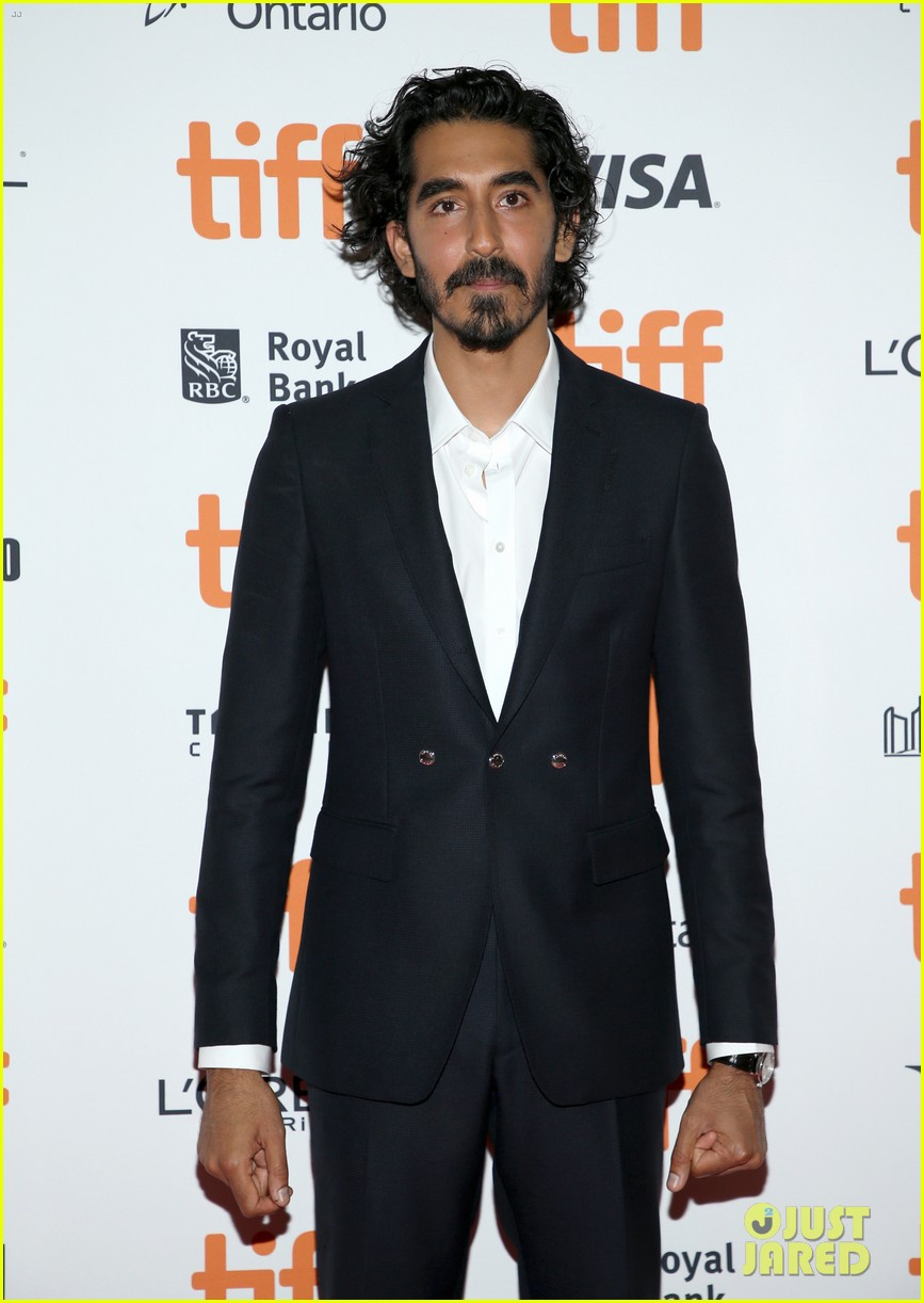 dev patel hugh laurie the personal history david copperfield tiff 164345771