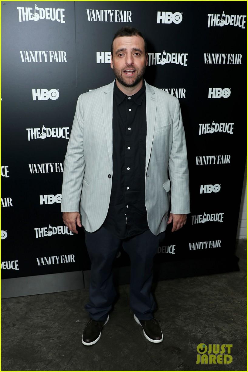 james franco maggie gyllenhaal the deuce premiere 154345725