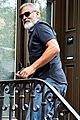 george clooney heads to meeting 02