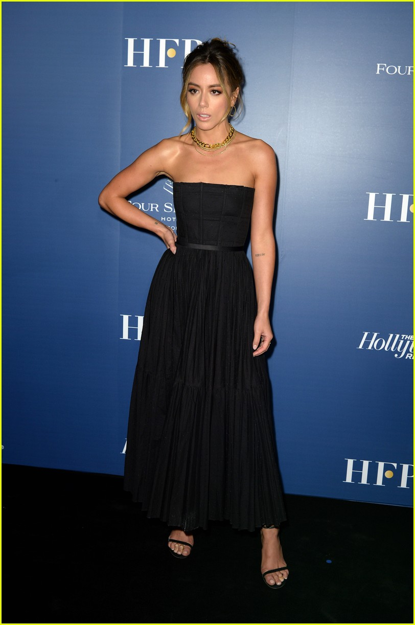 goldfinch tiff hfpa party 2019 124347916