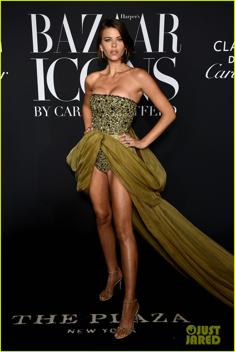 irina shayk harpers bazaar icons party 2019 254346788