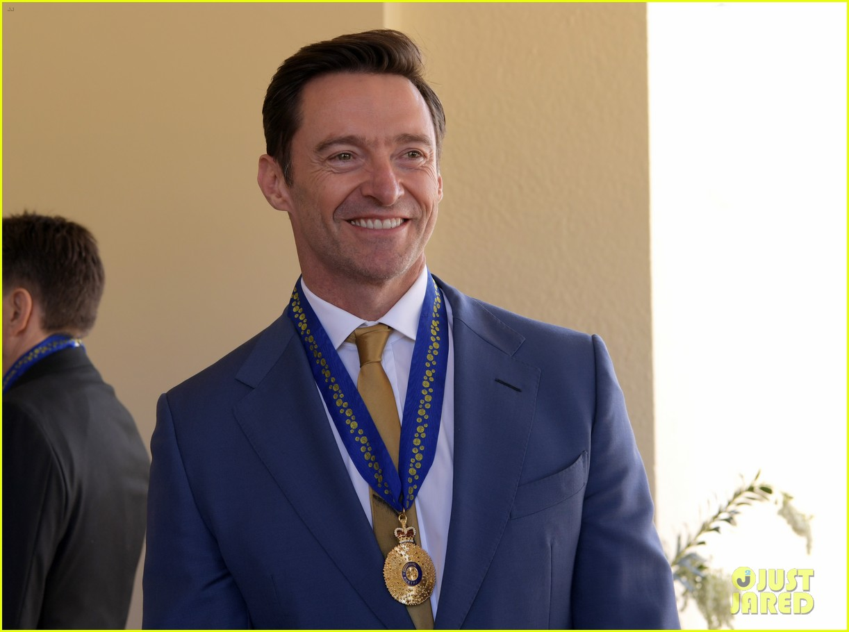 hugh jackman honored with order of australia medal 014352110