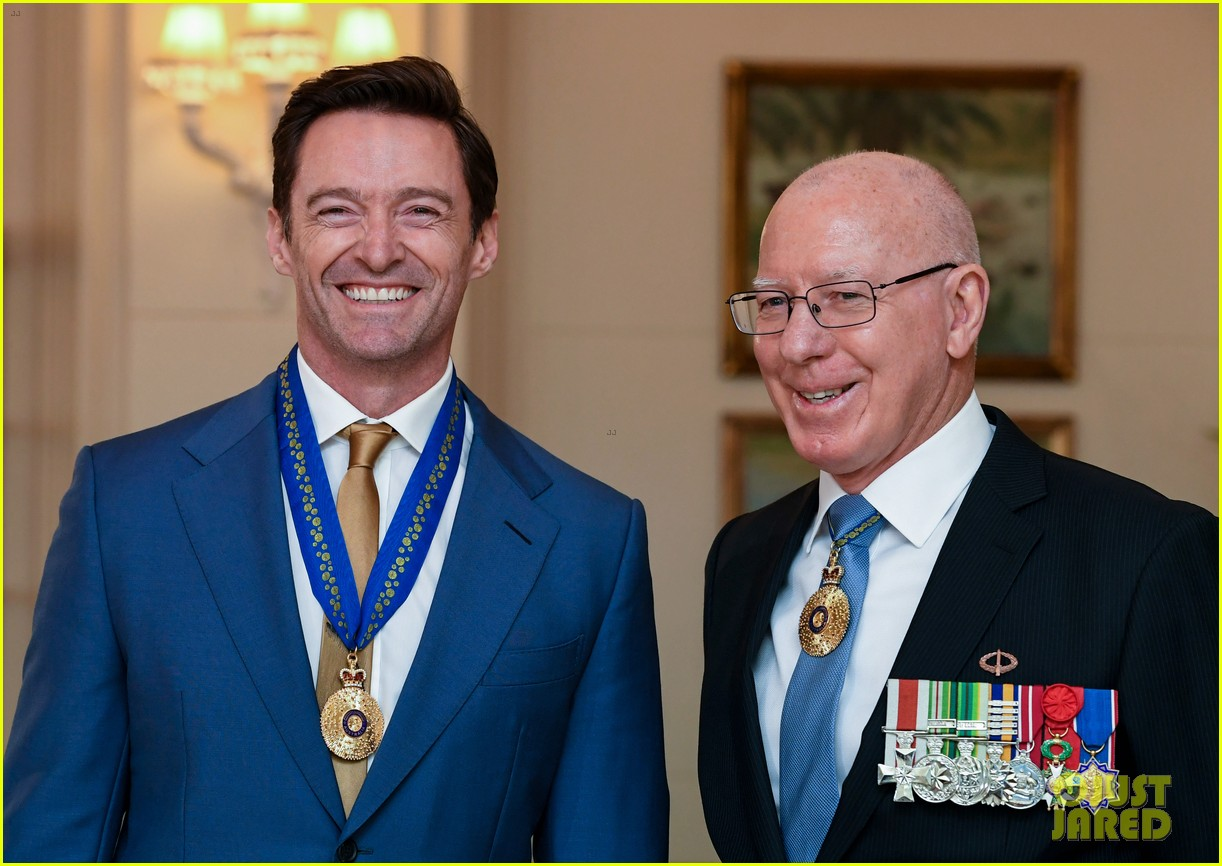 hugh jackman honored with order of australia medal 054352114