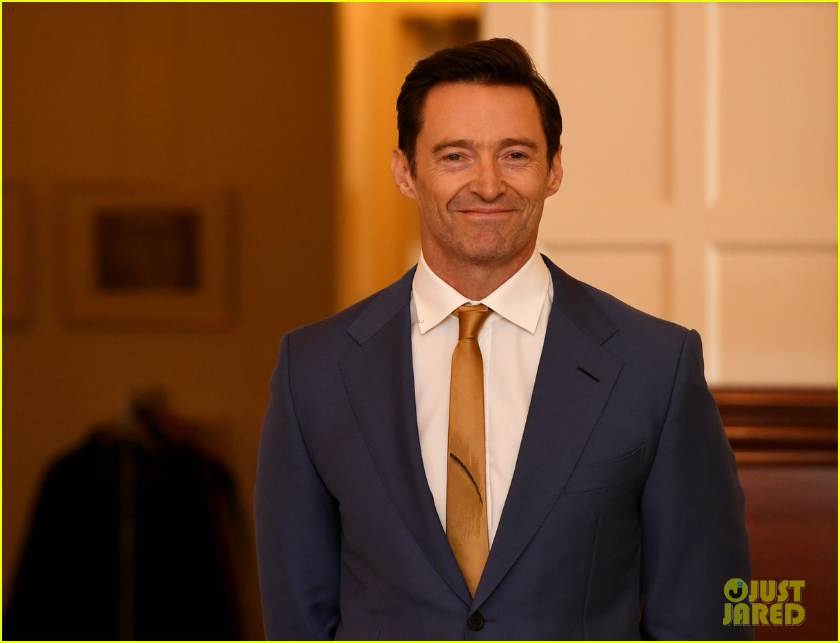 hugh jackman honored with order of australia medal 104352119