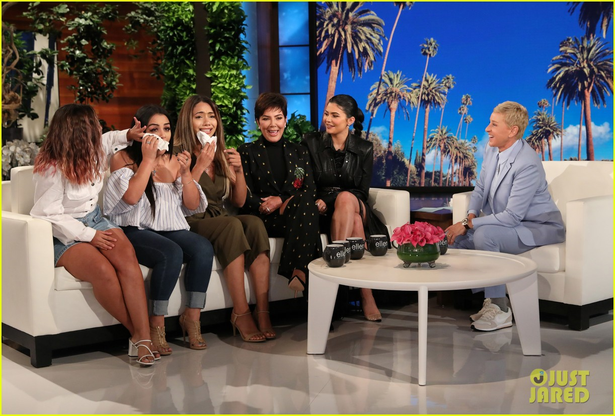 kylie jenner says her sisters tease her about being a billionaire on ellen 064348959