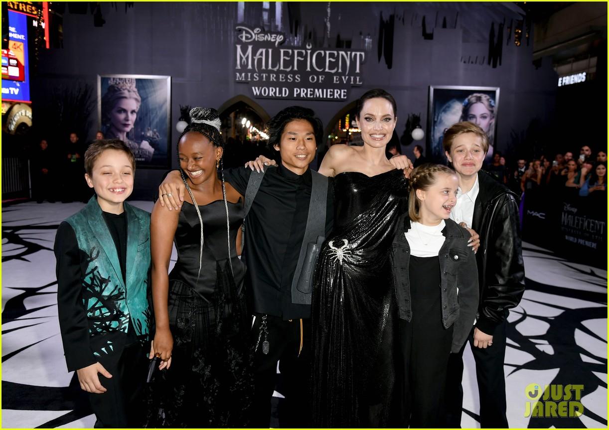 angelina jolie brings her kids to maleficent world premiere 024363215