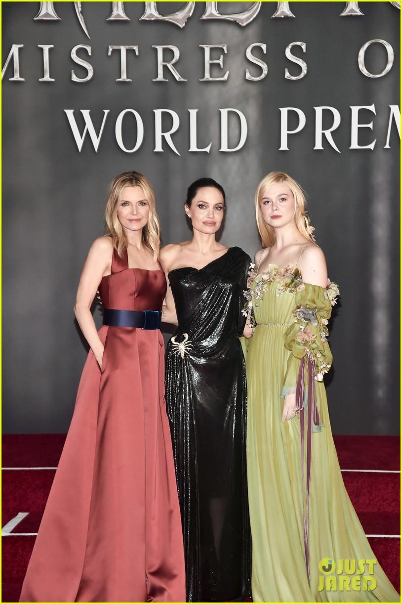 angelina jolie brings her kids to maleficent world premiere 314363244
