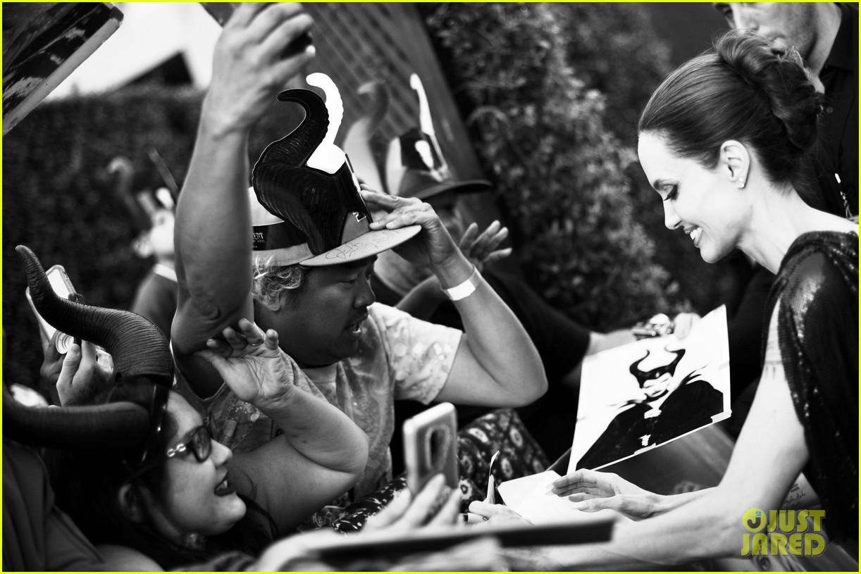 angelina jolie brings her kids to maleficent world premiere 374363250