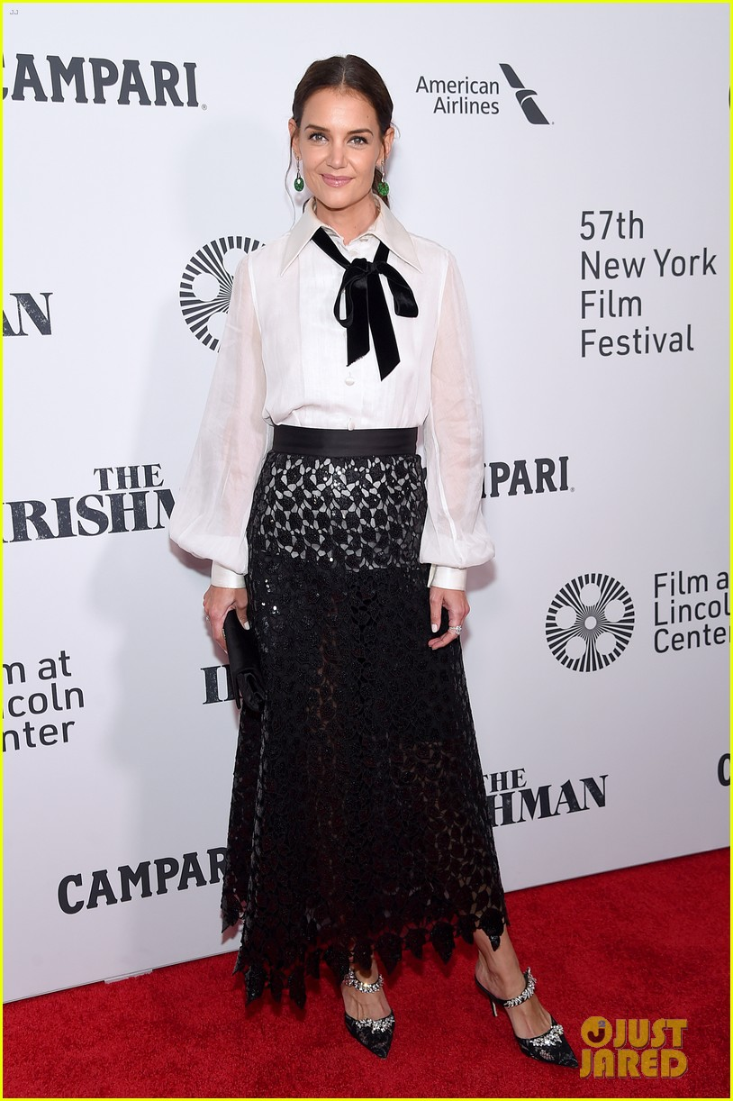 katie holmes new york film festival 2019 014361489