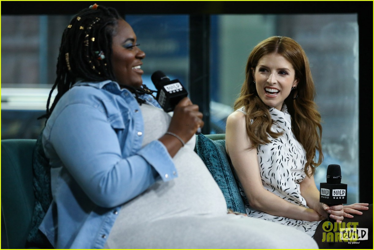 Anna Kendrick Calls Her Film The Day Shall Come A Dark