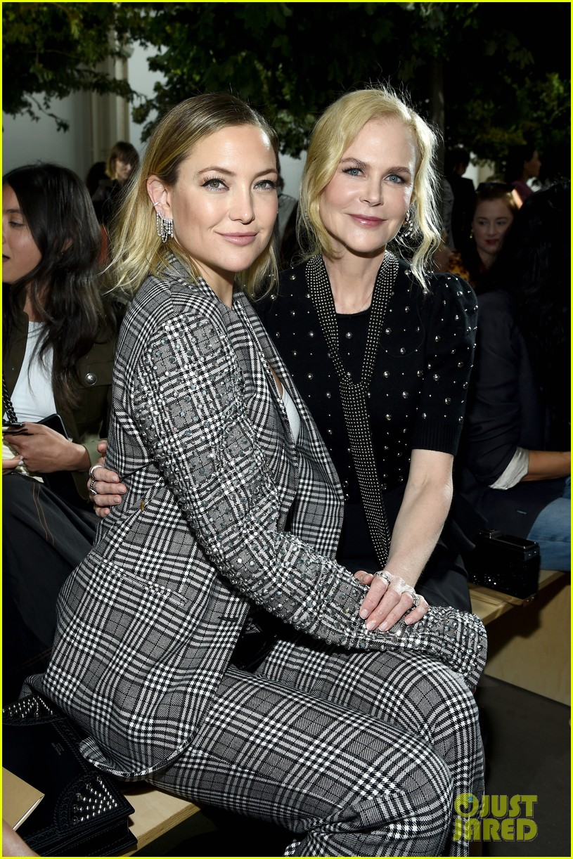 nicole kidman kate hudson more ladies step out for michael kors nyfw show 024350968