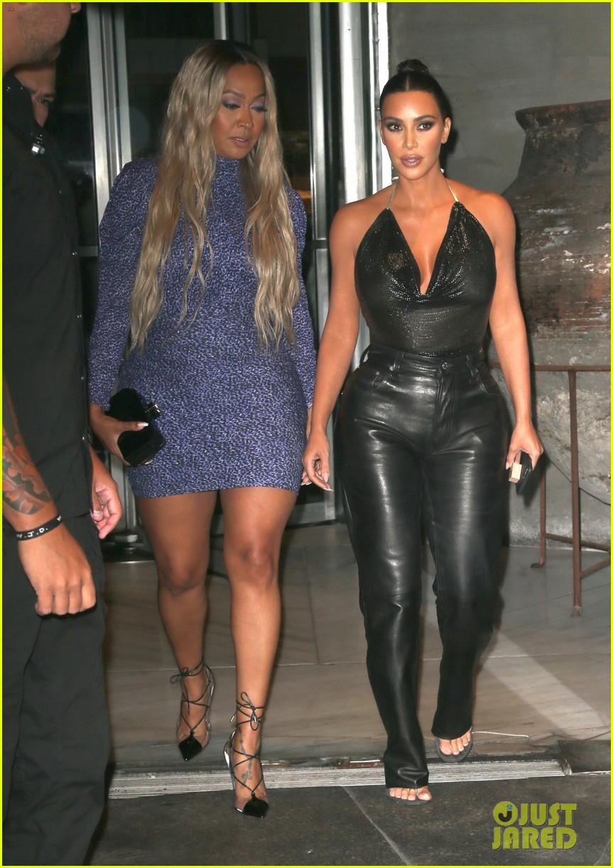 kim kardashian dines same restaurant as tristan thompson 014351561
