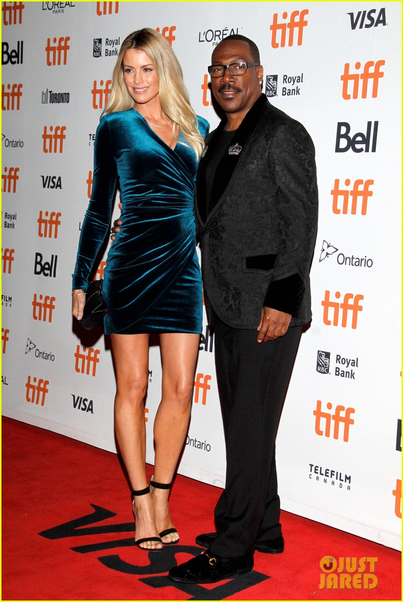Eddie Murphy & Fiancee Paige Butcher Couple Up for ...