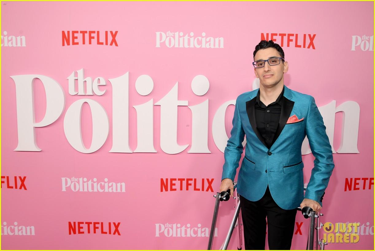 ben platt the politician nyc premiere 664361257