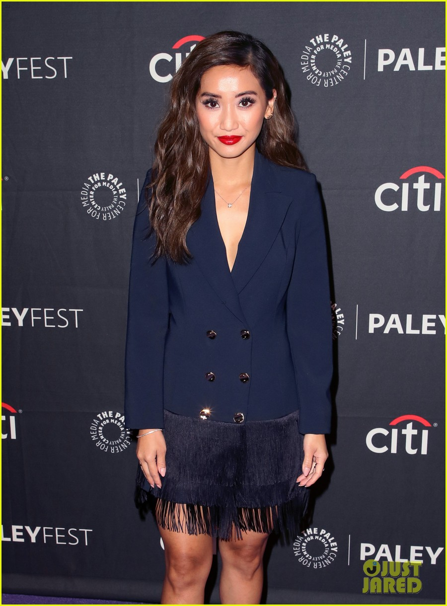 shay mitchell dollface cast at paley 044350799