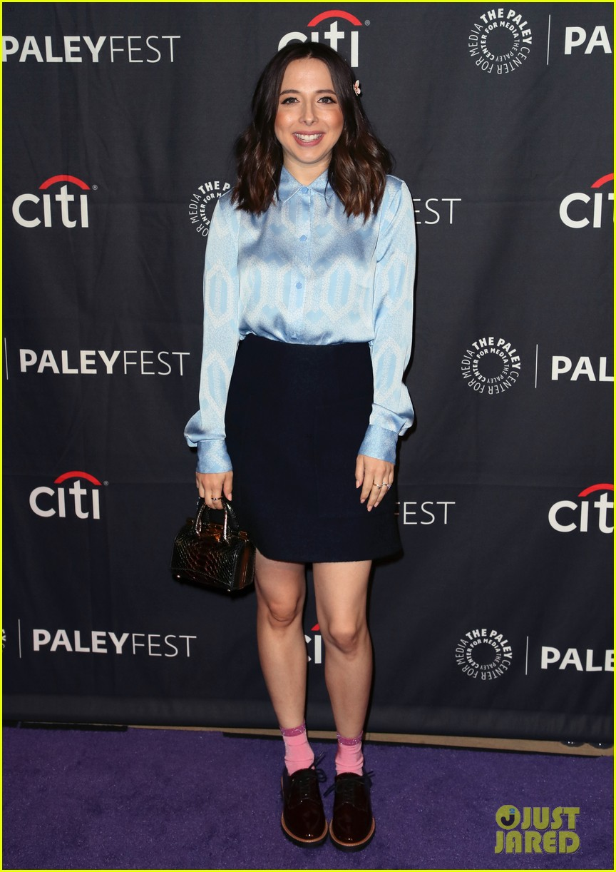 shay mitchell dollface cast at paley 064350801