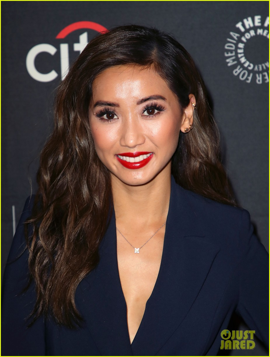 shay mitchell dollface cast at paley 224350817
