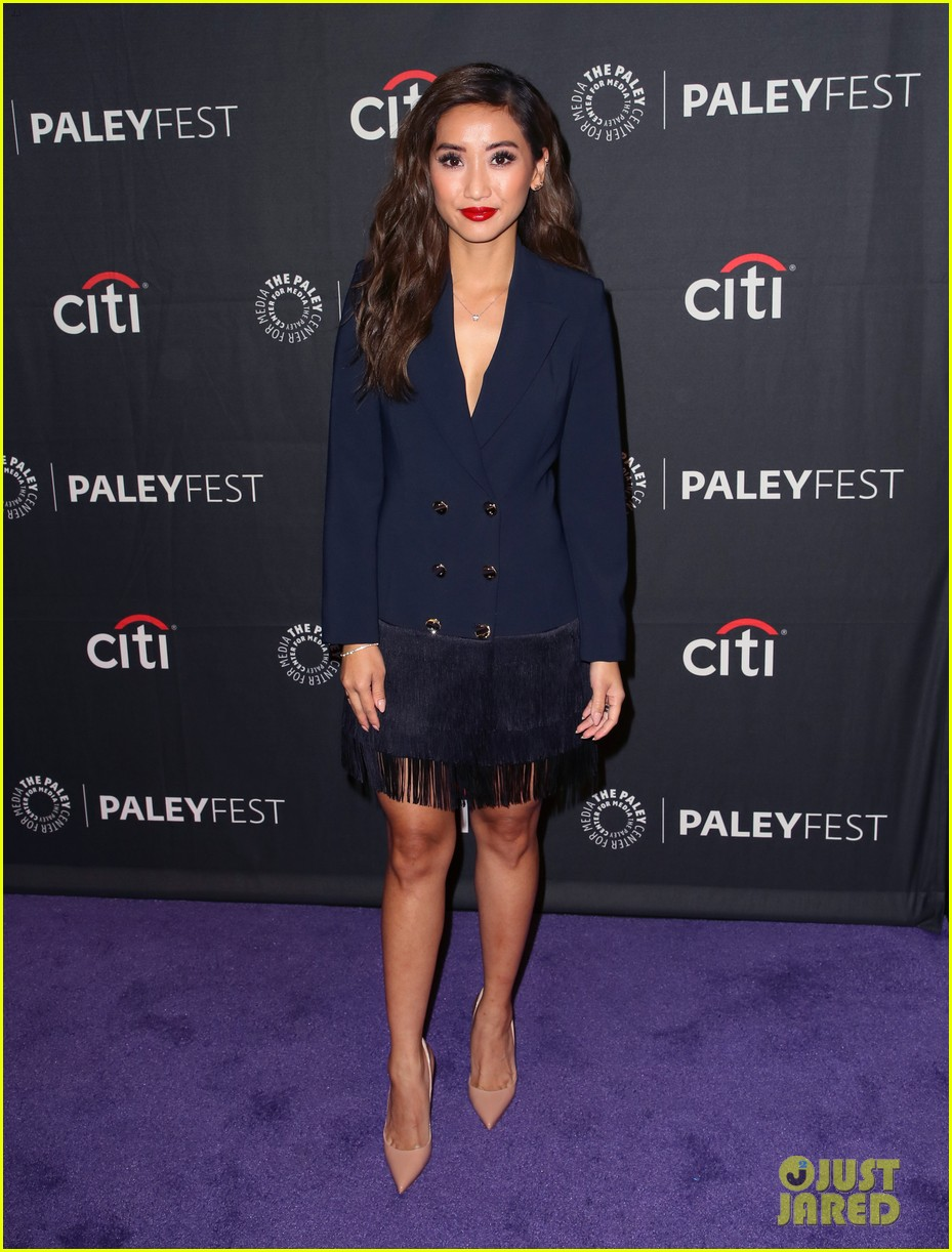 shay mitchell dollface cast at paley 234350818